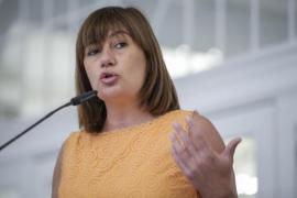 Armengol reitera que «el PSOE debe construir una alternativa de oposición al PP»