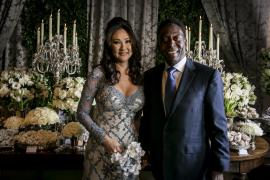 El exfutbolista Pelé se casa por tercera vez a los 75 años