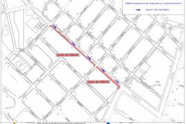 Este lunes empiezan las obras de ampliación de las aceras de la calle de Son Espanyolet