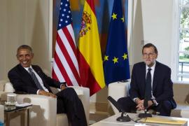 Rajoy a Obama: «Haré todo lo posible para formar Gobierno»