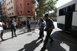 Comienzan a prestar declaración los 42 detenidos en la operación antidroga 'Iron Belt'