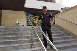 «No hay mayor satisfacción para un policía que poder salvar la vida de una persona»