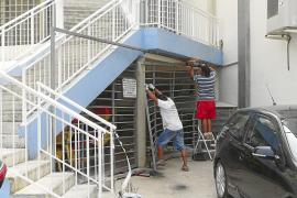 Detenido un vecino del cuartel de Porto Cristo por robar material policial