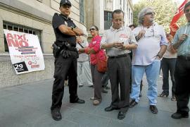 UGT y CC OO inician una campaña de fomento de la participación en la huelga el 29-S