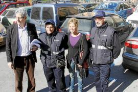 El Defensor de la Ciudadanía pide a Cort que actúe contra los 'gorrillas'