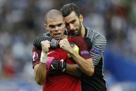 """Pepe: """"Cristiano nos dijo que teníamos que ganar por él"""""""