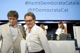 Partit Demòcrata Català, el nombre elegido para sustituir a Convergència