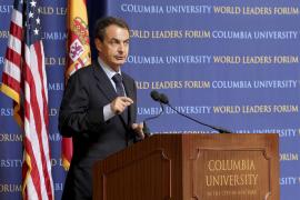 Zapatero da por superada la crisis  de la deuda española