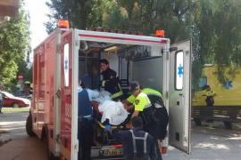 Dos menores fallecen en un incendio en Barcelona