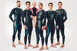 Cinco deportistas 'conectados' recorrerán 300 kilómetros a nado entre las islas