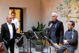 Las Coves del Drach abren su jardín al jazz en un evento musical solidario