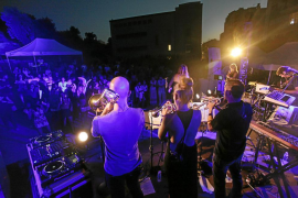 Ibiza Global Radio en la Necrópolis