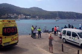 Un submarinista muere en Sant Elm