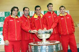 España debutará ante Bélgica en la próxima edición de la Copa Davis