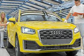 Audi inicia la producción en serie del Q2 en Ingolstadt