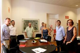 Cort trabaja en una solución «consensuada» respecto a las galerías de la Plaza Mayor