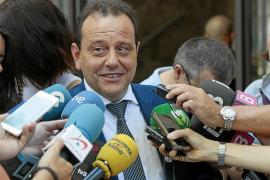 La Fiscalía General del Estado ya tramita la excedencia de Horrach