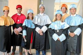 Graduación en la Escuela de Turismo