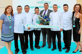 Turquesa Catering inaugura nueva sede