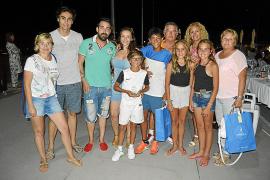 Cena y entrega de premios en la Rafa Nadal Academy