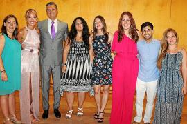 Graduación de Psicología en la UIB