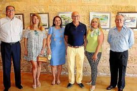 Roberto Ortiz expone en el Castillo San Carlos