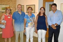 Llorenç Gual expone su obra en Sencelles