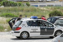 Detenido por propinar palizas continuas a su hijastro de 6 años en Santa Ponça