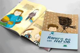 «Ramiro es un Héroe», un mensaje positivo para los niños con cáncer
