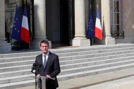 Manuel Valls: «Francia afronta una guerra contra el terrorismo»