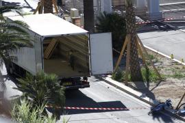 Imágenes del atentado en Niza