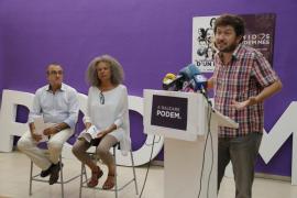 Jarabo afirma que Podemos sigue desconfiando del PSIB