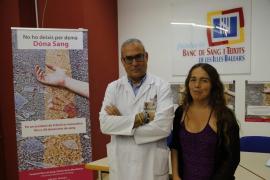 El Banc de Sang necesita reservas urgentemente para garantizar la demanda hospitalaria en Baleares