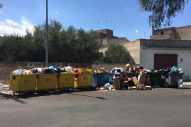 Manacor denuncia que no se cumplen los servicios mínimos en la huelga de limpieza