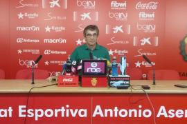 Vázquez: «El Mallorca debe estar en el pelotón de cabeza desde el principio»