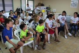 Principio de acuerdo entre Govern, Ajuntament de Selva y la APIMA para agilizar la reforma de Ca Ses Monges