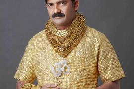 Asesinan al indio con la camisa de oro más cara del mundo