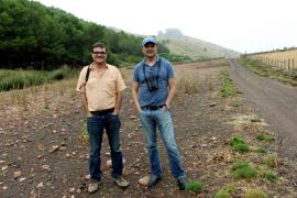 La Universidad de Alcalá realiza un estudio del impacto humano en zonas de la Serra