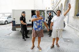 La juez absuelve a 'Los Bustamante' de un robo con violencia en la Platja de Palma
