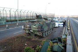 Ya son más de 1.500 el número de militares detenidos