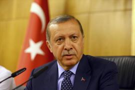 Erdogan: «Esto es traición. Pagarán un precio muy alto»