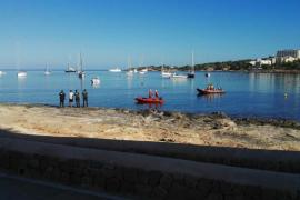 Localizado el cadáver de un británico ahogado en Sant Antoni