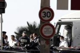 Ascienden a cinco los detenidos en el marco de la investigación del ataque de Niza