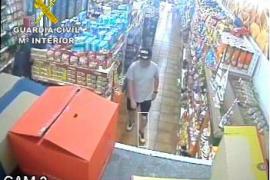 Detenido el atracador de dos supermercados en Sa Coma