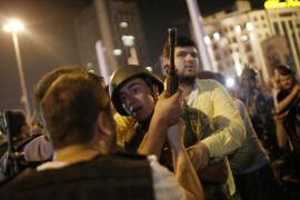 El fallido golpe de estado en Turquía deja 161 muertos, 1.440 heridos y más de 2.800 detenidos