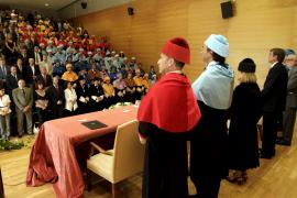 La UIB inaugura nuevo año académico con el objetivo de la internacionalización