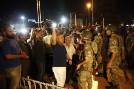 Más de 6.000 los detenidos por su supuesta relación con el fallido golpe de Estado en Turquía