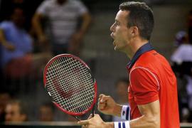 España derrota a Rumanía y se jugará volver al Grupo Mundial de la Copa Davis
