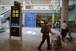 Nuevo récord de vuelos en un día en el aeropuerto de Palma