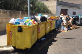 Huelga de servicios de limpieza en Manacor